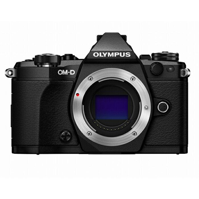 【あす楽】《新品》 OLYMPUS (オリンパス) OM-D E-M5 MarkII ボディ ブラック[ ミラーレス一眼カメラ | デジタル一眼カメラ | デジタルカメラ ]【KK9N0D18P】