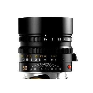 《新品》 Leica(ライカ) ズミルックス M 50mmF1.4 ASPH.(6bit) ブラック[ Lens | 交換レンズ ]【KK9N0D18P】