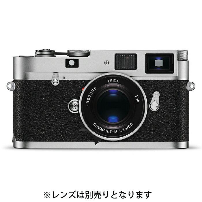 《新品》 Leica(ライカ) M-A(Typ127) シルバークローム 【下取交換なら¥10,000-お得】【KK9N0D18P】
