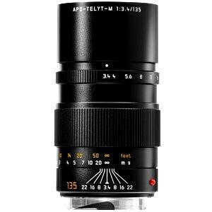 【あす楽】《新品》 Leica(ライカ) アポ テリート M135mmF3.4 ブラック[ Lens | 交換レンズ ]【KK9N0D18P】