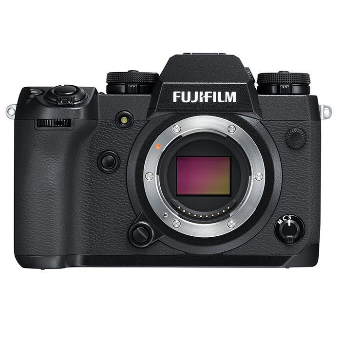 【あす楽】《新品》 FUJIFILM(フジフイルム) X-H1 【X-H1発売記念 Wキャンペーン対象】[ ミラーレス一眼カメラ | デジタル一眼カメラ | デジタルカメラ ]【KK9N0D18P】