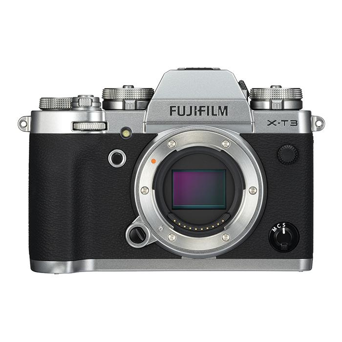 【あす楽】《新品》FUJIFILM (フジフイルム) X-T3 ボディ シルバー[ ミラーレス一眼カメラ   デジタル一眼カメラ   デジタルカメラ ] 【KK9N0D18P】
