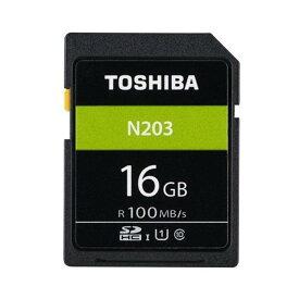 《新品アクセサリー》 TOSHIBA (トウシバ) SDHCカード UHS-1 16GB Class10 THN-N203N0160A4【特価品/数量限定】【KK9N0D18P】