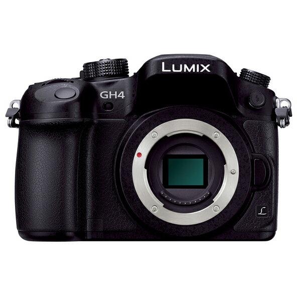 《新品》 Panasonic(パナソニック) LUMIX DMC-GH4 ボディ【在庫限り(生産完了品)】[ ミラーレス一眼カメラ | デジタル一眼カメラ | デジタルカメラ ]【KK9N0D18P】