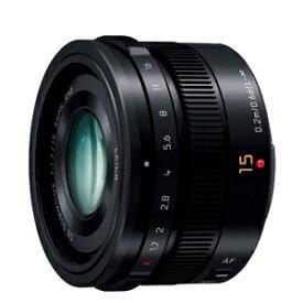 《新品》 Panasonic(パナソニック) LEICA DG SUMMILUX 15mm F1.7 ASPH. ブラック[ Lens | 交換レンズ ]【KK9N0D18P】