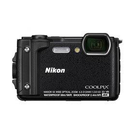《新品》 Nikon (ニコン) COOLPIX W300 ブラック[ コンパクトデジタルカメラ ]【KK9N0D18P】