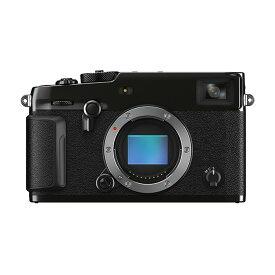 《新品》 FUJIFILM (フジフイルム) X-Pro3 ブラック【下取交換なら¥10,000-引き】 [ ミラーレス一眼カメラ   デジタル一眼カメラ   デジタルカメラ ] 【KK9N0D18P】