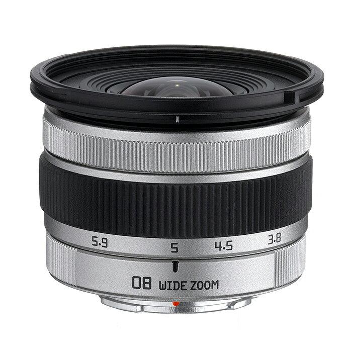 《新品》 PENTAX(ペンタックス) 08 WIDE ZOOM [ Lens | 交換レンズ ]〔レンズフード別売〕【KK9N0D18P】