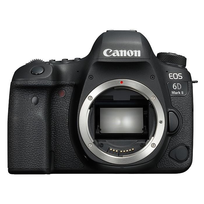 【あす楽】《新品》 Canon(キヤノン) EOS 6D Mark II ボディ【下取交換なら¥10,000-引き】【Live!フルサイズキャンペーン対象】[ デジタル一眼レフカメラ | デジタル一眼カメラ | デジタルカメラ ]【KK9N0D18P】