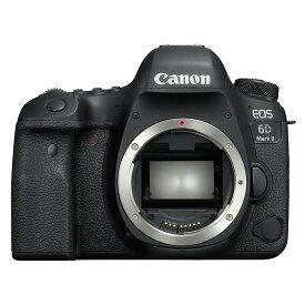 《新品》 Canon(キヤノン) EOS 6D Mark II ボディ[ デジタル一眼レフカメラ   デジタル一眼カメラ   デジタルカメラ ]【KK9N0D18P】