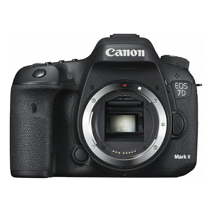 《新品》 Canon(キヤノン) EOS 7D Mark II ボディ[ デジタル一眼レフカメラ | デジタル一眼カメラ | デジタルカメラ ]【KK9N0D18P】