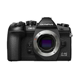 《新品》 OLYMPUS (オリンパス) OM-D E-M1 Mark III ボディ【下取交換なら¥10,000-引き】[ ミラーレス一眼カメラ   デジタル一眼カメラ   デジタルカメラ ] 【KK9N0D18P】