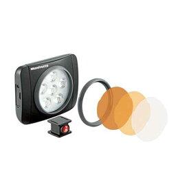 《新品アクセサリー》 Manfrotto(マンフロット) LUMIE LEDライト 440 lux ART MLUMIEART-BK【KK9N0D18P】