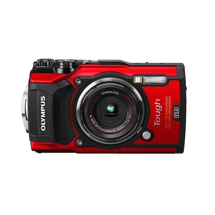 【あす楽】《新品》 OLYMPUS (オリンパス) Tough TG-5 レッド[ コンパクトデジタルカメラ ] 【KK9N0D18P】