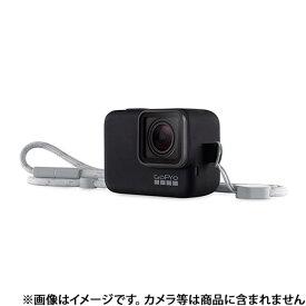 《新品アクセサリー》 GoPro (ゴープロ) スリーブ+ランヤード ACSST-001 ブラック【KK9N0D18P】