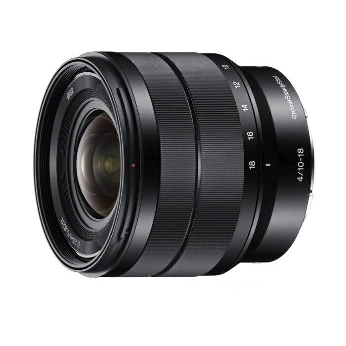 《新品》 SONY(ソニー) E 10-18mm F4 OSS SEL1018[ Lens   交換レンズ ]【KK9N0D18P】