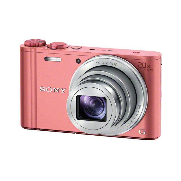 《新品》 SONY(ソニー) Cyber-shot DSC-WX350 PC ピンク[ コンパクトデジタルカメラ ]【KK9N0D18P】