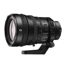 《新品》 SONY(ソニー) FE PZ 28-135mm F4 G OSS SELP28135G 〔フロントキャップ別売〕[ Lens   交換レンズ ]【KK9N0D18P】