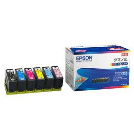 《新品アクセサリー》 EPSON (エプソン) インクカートリッジ クマノミ 6色セット KUI-6CL (対応機種:Colorio EP-880A、EP-879A)【KK9N0D18P】