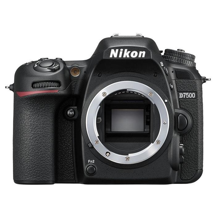 《新品》 Nikon(ニコン) D7500 ボディ【¥10,000-キャッシュバック対象】【KK9N0D18P】【下取交換なら¥5,000-引き】
