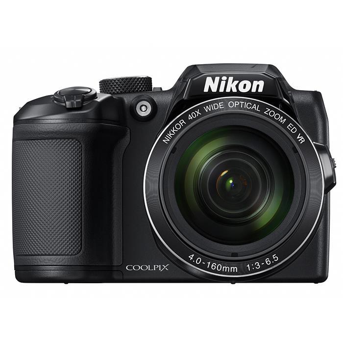 《新品》 Nikon (ニコン) COOLPIX B500 ブラック[ コンパクトデジタルカメラ ]【KK9N0D18P】