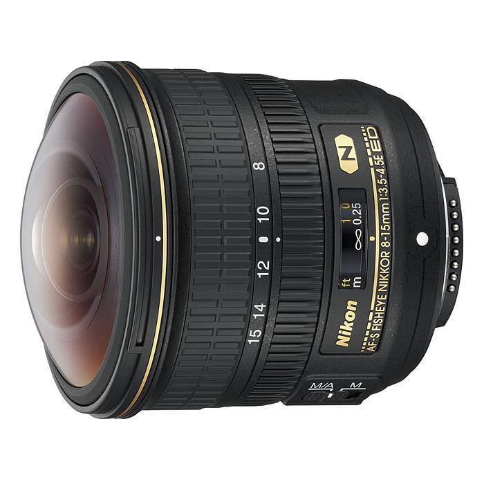 《新品》 Nikon(ニコン) AF-S Fisheye NIKKOR 8-15mm F3.5-4.5E ED【¥10,000-キャッシュバック対象】 [ Lens | 交換レンズ ]【KK9N0D18P】