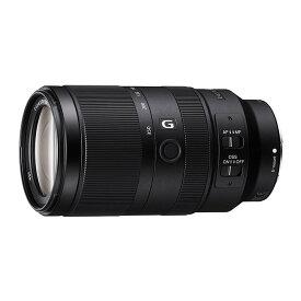 《新品》 SONY (ソニー)E 70-350mm F4.5-6.3 G OSS SEL70350G [ Lens   交換レンズ ]【KK9N0D18P】