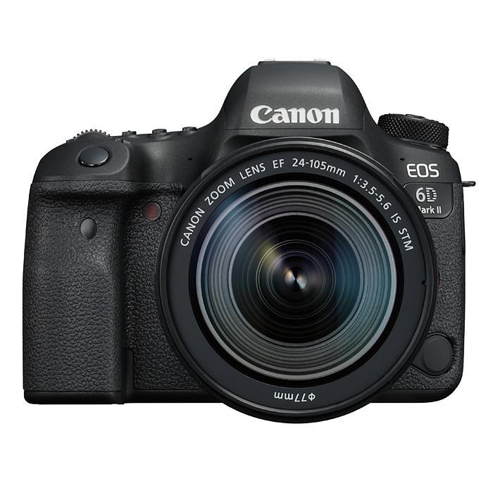 《新品》 Canon(キヤノン) EOS 6D Mark II EF24-105 IS STM レンズキット【下取交換なら¥10,000-引き】[ デジタル一眼レフカメラ | デジタル一眼カメラ | デジタルカメラ ]【KK9N0D18P】