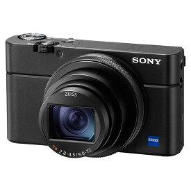 《新品》 SONY (ソニー) Cyber-shot DSC-RX100M6 【¥5,000-キャッシュバック対象】[ コンパクトデジタルカメラ ]【KK9N0D18P】