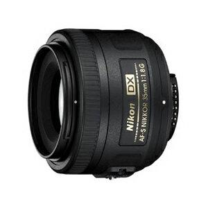 《新品》 Nikon(ニコン) AF-S DX NIKKOR 35mm F1.8G[ Lens | 交換レンズ ]【KK9N0D18P】