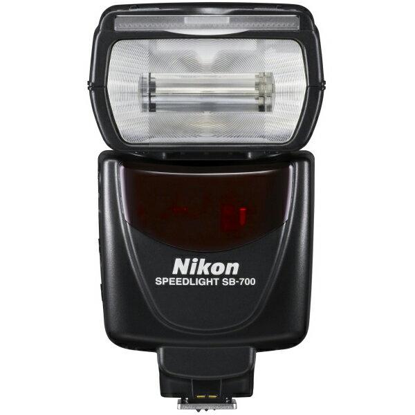 《新品アクセサリー》 Nikon(ニコン) スピードライト SB-700〔ハッセルブラッドX1DでのTTL調光にも対応〕【KK9N0D18P】