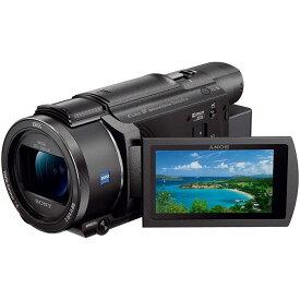 《新品》 SONY (ソニー) デジタル4Kビデオカメラレコーダー FDR-AX60 [ ビデオカメラ ]【KK9N0D18P】