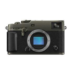 《新品》 FUJIFILM (フジフイルム) X-Pro3 DRブラック【下取交換なら¥10,000-引き】[ ミラーレス一眼カメラ   デジタル一眼カメラ   デジタルカメラ ] 【KK9N0D18P】