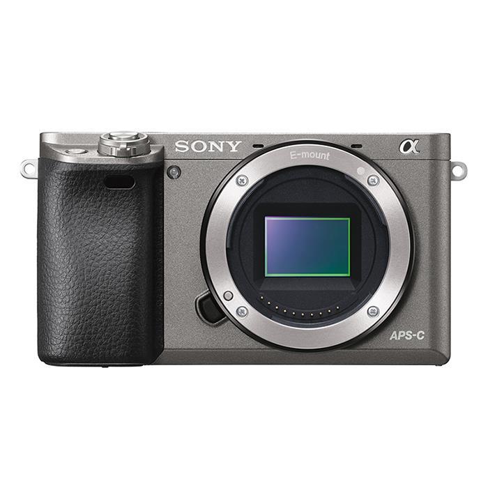 《新品》 SONY α6000ボディ ILCE-6000 H グラファイトグレー [ ミラーレス一眼カメラ | デジタル一眼カメラ | デジタルカメラ ]【KK9N0D18P】