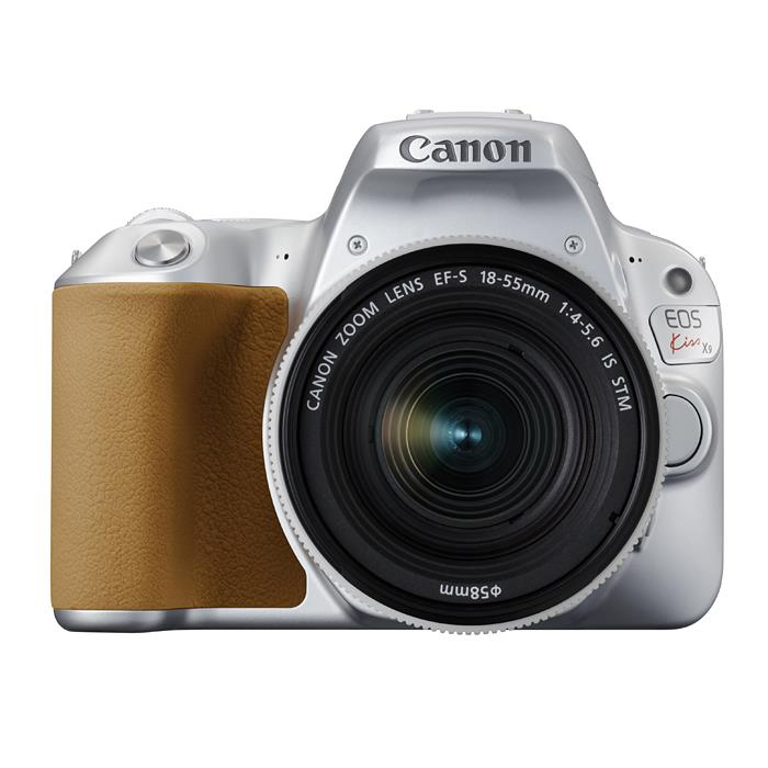 《新品》 Canon(キヤノン) EOS Kiss X9 EF-S18-55 F4 STM レンズキット シルバー[ デジタル一眼レフカメラ | デジタル一眼カメラ | デジタルカメラ ]【KK9N0D18P】