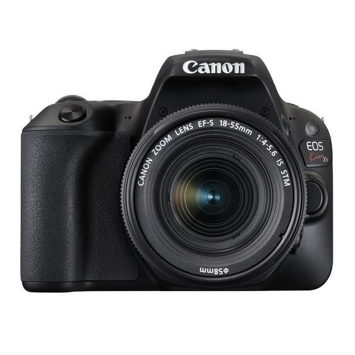 《新品》 Canon(キヤノン) EOS Kiss X9 EF-S18-55 F4 STM レンズキット ブラック【¥5,000-キャッシュバック対象】[ デジタル一眼レフカメラ | デジタル一眼カメラ | デジタルカメラ ]【KK9N0D18P】
