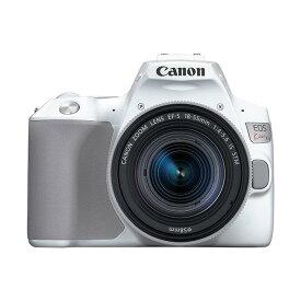 《新品》 Canon(キヤノン) EOS Kiss X10 EF-S18-55 IS STM レンズキット ホワイト [ デジタル一眼レフカメラ | デジタル一眼カメラ | デジタルカメラ ] 【KK9N0D18P】