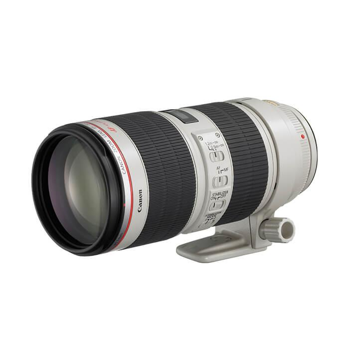 《新品》Canon(キヤノン) EF70-200mm F2.8L IS II USM[ Lens   交換レンズ ]【KK9N0D18P】