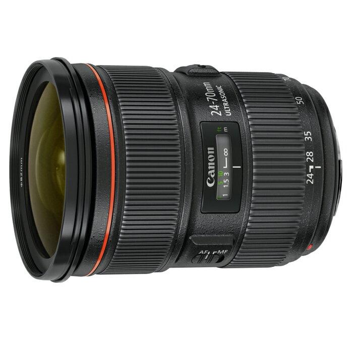 【あす楽】《新品》 Canon(キヤノン) EF24-70mm F2.8L II USM[ Lens | 交換レンズ ]【KK9N0D18P】
