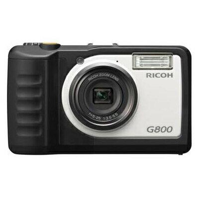 《新品》 RICOH(リコー) G800[ コンパクトデジタルカメラ ]【KK9N0D18P】