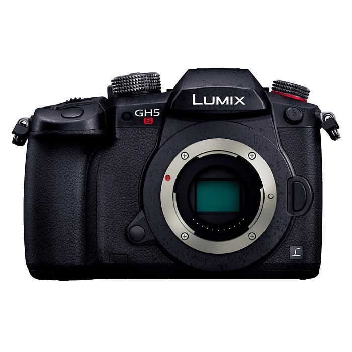 《新品》Panasonic (パナソニック) Panasonic LUMIX DC-GH5S ボディ発売予定日 :2018年1月25日[ ミラーレス一眼カメラ | デジタル一眼カメラ | デジタルカメラ ]【KK9N0D18P】【発売キャンペーン対象商品】