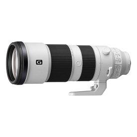 《新品》SONY (ソニー) FE 200-600mm F5.6-6.3 G OSS SEL200600G [ Lens | 交換レンズ ]【KK9N0D18P】発売予定日 :2019年7月26日