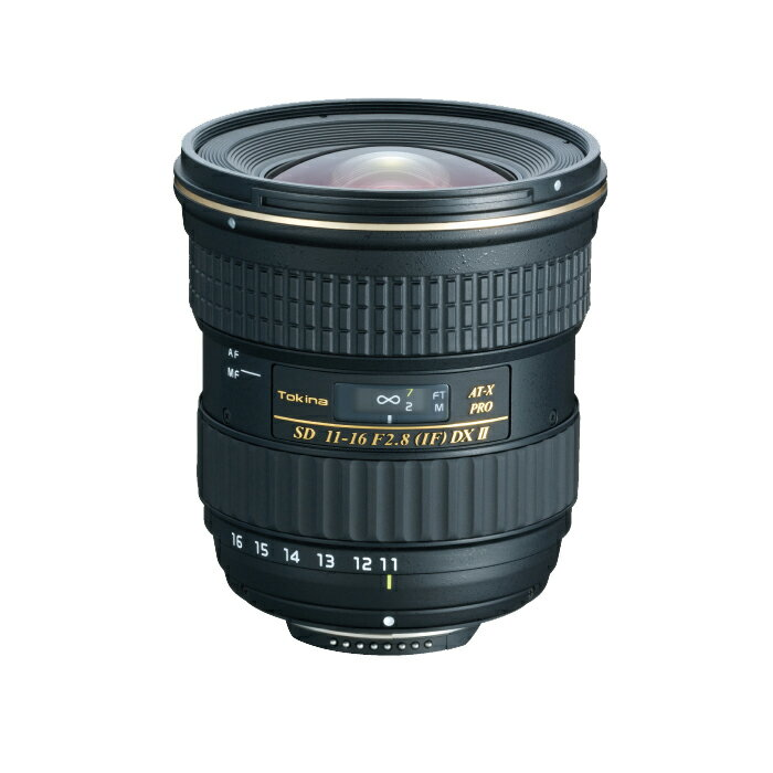 《新品》 Tokina(トキナー) AT-X 116 PRO DX II 11-16mm F2.8(IF) ASPHERICAL(キヤノン用)【MapCamera購入特典!メーカー保証2年付き】【KK9N0D18P】