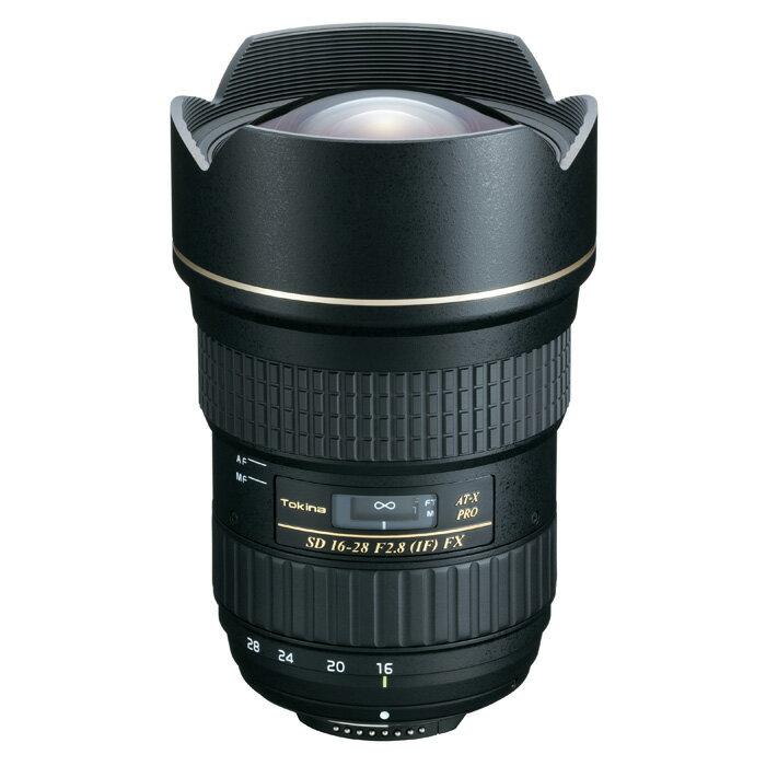 《新品》 Tokina(トキナー) AT-X 16-28mmF2.8 PRO FX(キヤノン用)[ Lens | 交換レンズ ]【メーカー保証2年】【KK9N0D18P】