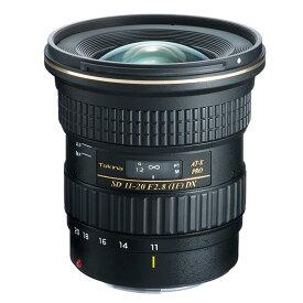 《新品》 Tokina (トキナー) AT-X 11-20mm F2.8 PRO DX (ニコン用)[ Lens | 交換レンズ ]【メーカー保証2年】【KK9N0D18P】