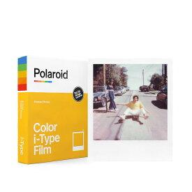 《新品アクセサリー》 Polaroid Originals(ポラロイド オリジナルズ) インスタントフィルム Color Film for i-Type【KK9N0D18P】