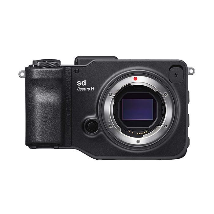 《新品》SIGMA (シグマ) sd Quattro H [ ミラーレス一眼カメラ | デジタル一眼カメラ | デジタルカメラ ] 【KK9N0D18P】