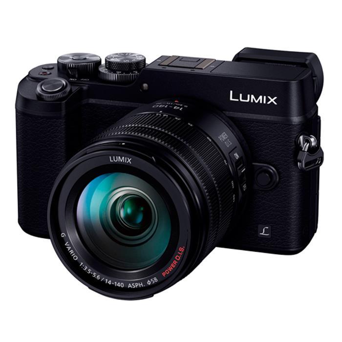 《新品》 Panasonic(パナソニック) LUMIX DMC-GX8H 高倍率ズームレンズキット ブラック[ ミラーレス一眼カメラ | デジタル一眼カメラ | デジタルカメラ ]【KK9N0D18P】