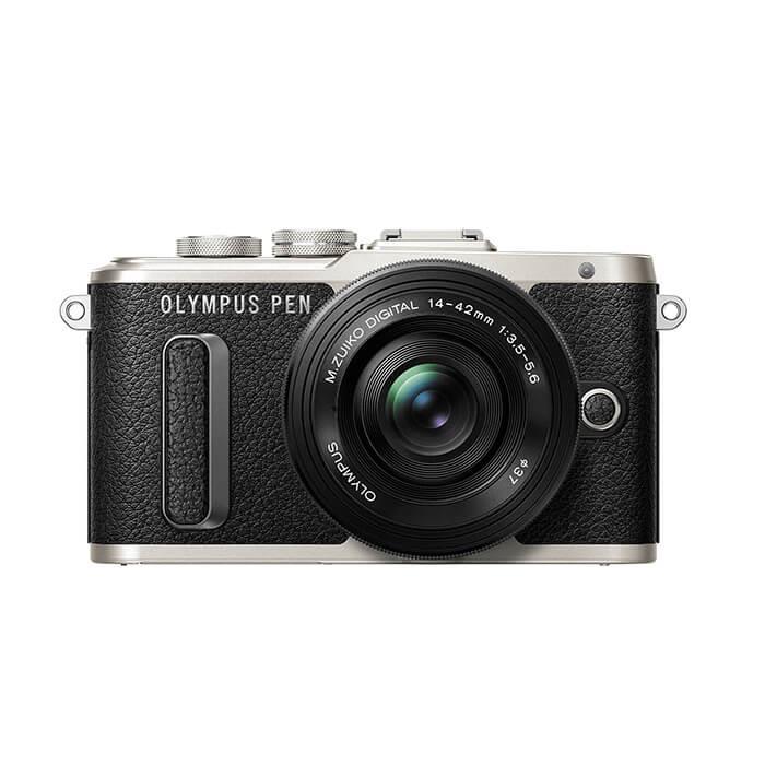 《新品》 OLYMPUS(オリンパス) PEN E-PL8 14-42mm EZレンズキット ブラック[ ミラーレス一眼カメラ | デジタル一眼カメラ | デジタルカメラ ]【KK9N0D18P】