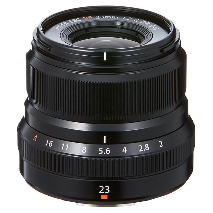 《新品》 FUJIFILM(フジフイルム) フジノン XF23mm F2 R WR ブラック[ Lens | 交換レンズ ]【KK9N0D18P】
